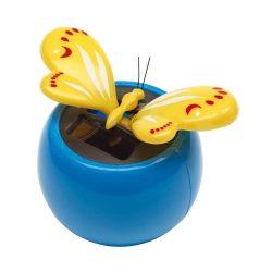 Brimstone Fluture solar, galben