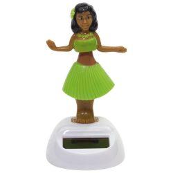 Hula Dansatoare solara, verde