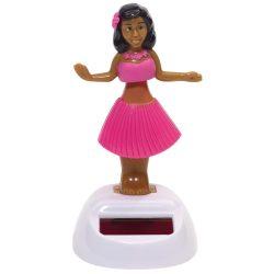 Hula Dansatoare solara, roz