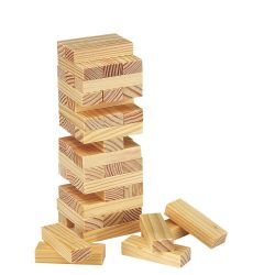 High Rise joc de indemanare, lemn