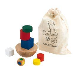Crazy Tower Joc de indemanare, multicolor