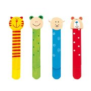 Funny Animals Semne de carte, multicolor
