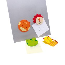 Funny Four Memo holder, multicolor