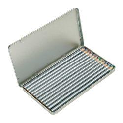 Silverstar Creioane colorate, argintiu