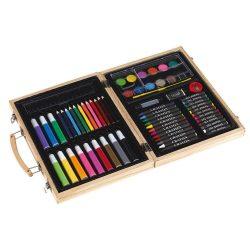 Gaudy Set pentru colorat, bej
