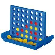 4 In a line Joc de calatorie, albastru, rosu si galben