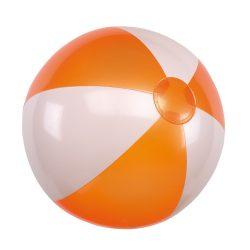 Atlantic Minge gonflabila de plaja, alb si portocaliu