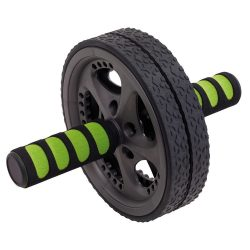 AB trainer, negru, verde, Everestus, AF01FL, plastic, tpr, metal, saculet sport inclus