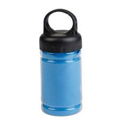 Prosop racoritor, poliester, plastic, 30x80 cm, Everestus, SPF021, albastru, saculet sport inclus