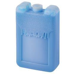 Pastila racire cu lichid 150 ml, Everestus, FE01, pet, albastru, transparent, eticheta de bagaj inclusa