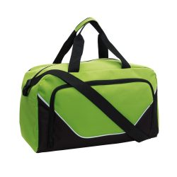 Geanta sport JORDAN, negru verde