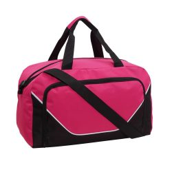Geanta sport JORDAN, negru roz