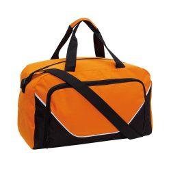 Geanta sport JORDAN, negru portocaliu