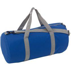 Geanta sport cu bretea de umar ajustabila, Everestus, 20IAN1323, Albastru, Poliester 600D