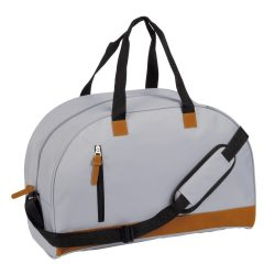 Geanta sport, gri, Everestus, GS16FN, poliester 600D, saculet de calatorie si eticheta bagaj incluse
