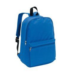 Rucsac sport casual cu bretele ajustabile, 30x10.5x39.5 cm, Everestus, 20SEP1109, Poliester, Albastru