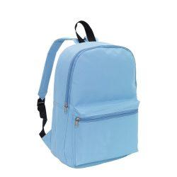 Rucsac sport casual cu bretele ajustabile, 30x10.5x39.5 cm, Everestus, 20SEP1110, Poliester, Albastru
