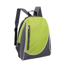 Rucsac POP, gri verde mar