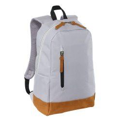 Rucsac gri, Everestus, RU16FN, poliester 600D, saculet de calatorie si eticheta bagaj incluse