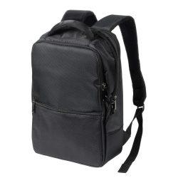 Rucsac negru, Everestus, RU26OD, poliester 1680D, saculet de calatorie si eticheta bagaj incluse