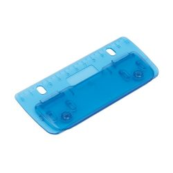 Mini perforator PAGE, albastru