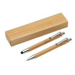 Set de scris DOUBLE BAMBOO