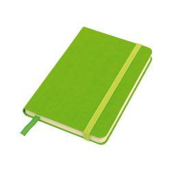 Agenda ATTENDANT, A6, verde