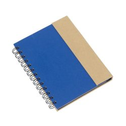 Agenda MAGNY, natur albastru