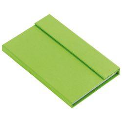 Carnet LITTLE NOTES, verde