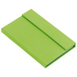 Carnet LITTLE NOTES, verde