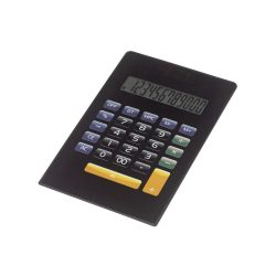 Calculator de birou digital, Everestus, 20IAN1180, Negru, Plastic