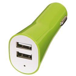 Incarcator USB DRIVE, verde
