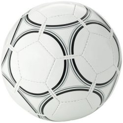 Victory size 5 football, PVC, White, solid black