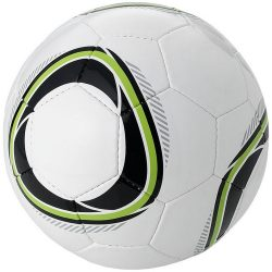 Hunter size 4 football, PVC, White, solid black