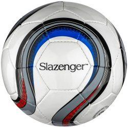Minge de fotbal, dimensiune 5, Everestus, CS, pu, alb, gri