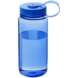 Hardy 650 ml sport bottle, BPA free AS plastic, Transparent blue