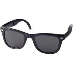 Ochelari de soare pliabili, Everestus, OSSG198, policarbonat, negru
