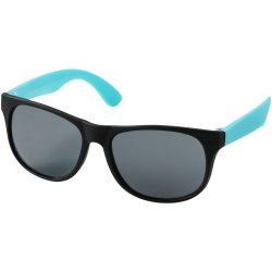 Ochelari de soare retro, Everestus, OSSG124, plastic, albastru, negru
