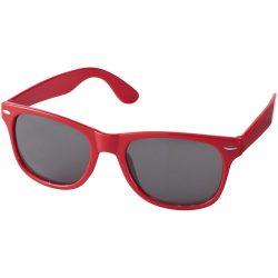 Ochelari de soare retro, Everestus, OSSG211, plastic, rosu