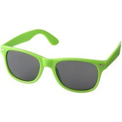 Ochelari de soare retro, Everestus, OSSG207, plastic, verde