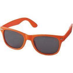 Ochelari de soare retro, Everestus, OSSG208, plastic, portocaliu
