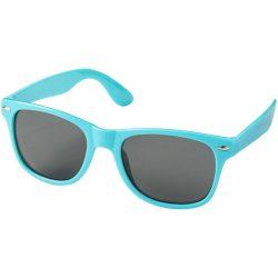 Ochelari de soare retro, Everestus, OSSG206, plastic, albastru