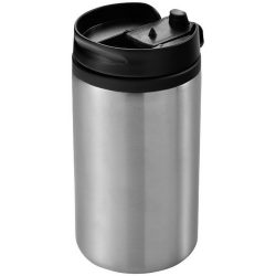 Mojave 300 ml insulated tumber, Stainless steel and PP plastic, Silver
