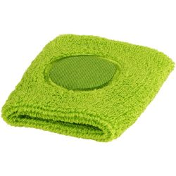 Hyper sweatband, Cotton, Lime