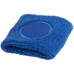 Hyper sweatband, Cotton, Royal blue