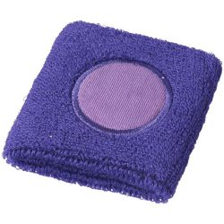 Hyper sweatband, Cotton, Purple