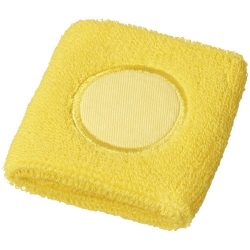 Hyper sweatband, Cotton, Yellow
