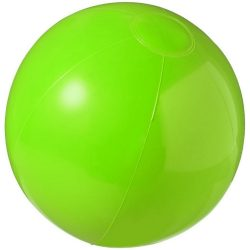 Bahamas inflatable beach ball, PVC, Green