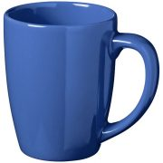 Medellin 350 ml ceramic mug, Ceramic, Blue