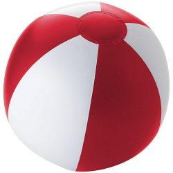 Palma inflatable beach ball, PVC, Red,White